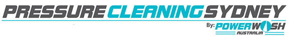 Pressure Cleaning Sydney Logo